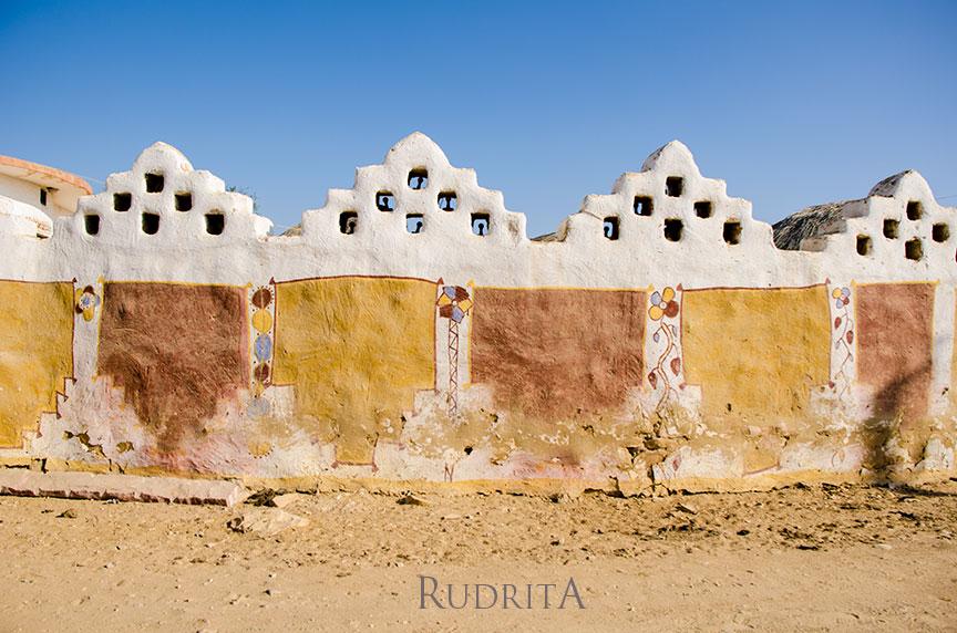 Walls in Khuri