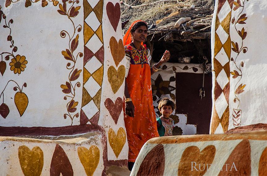 Woman of Khuri