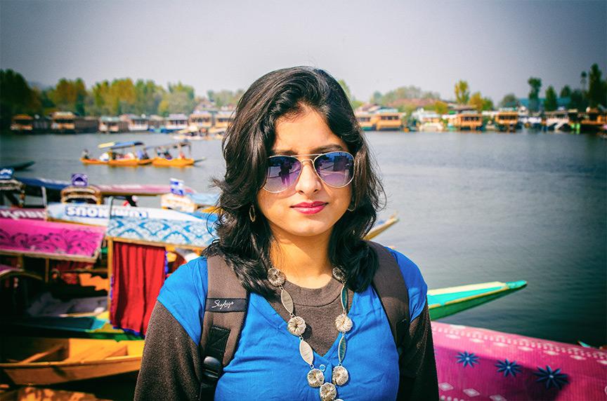 Rudrita X Kashmir X Shikara