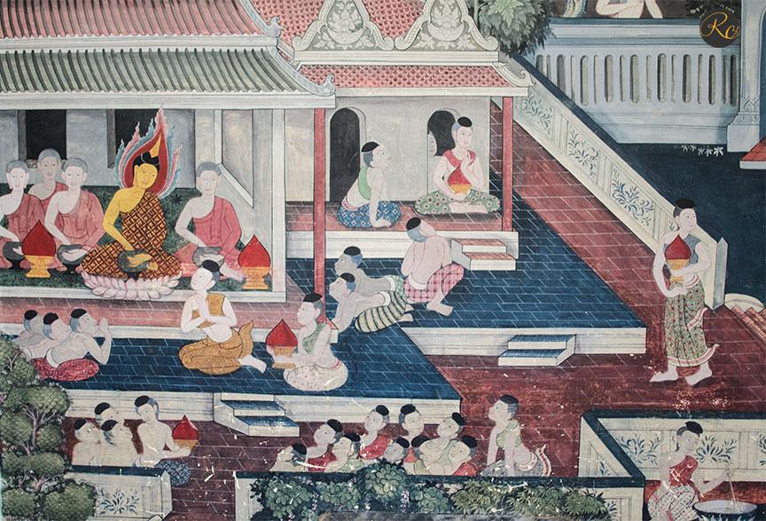 Rudrita X Thailand X Wat Pho