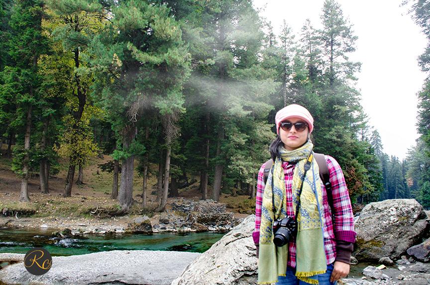 rudrita X kolkata blogger X Pahelgam