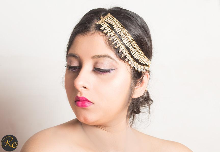 rudrita makeup
