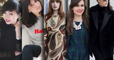 Top 5 french fashion bloggers